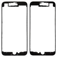 LCD Binding Frame Apple iPhone 7 Plus, (black)