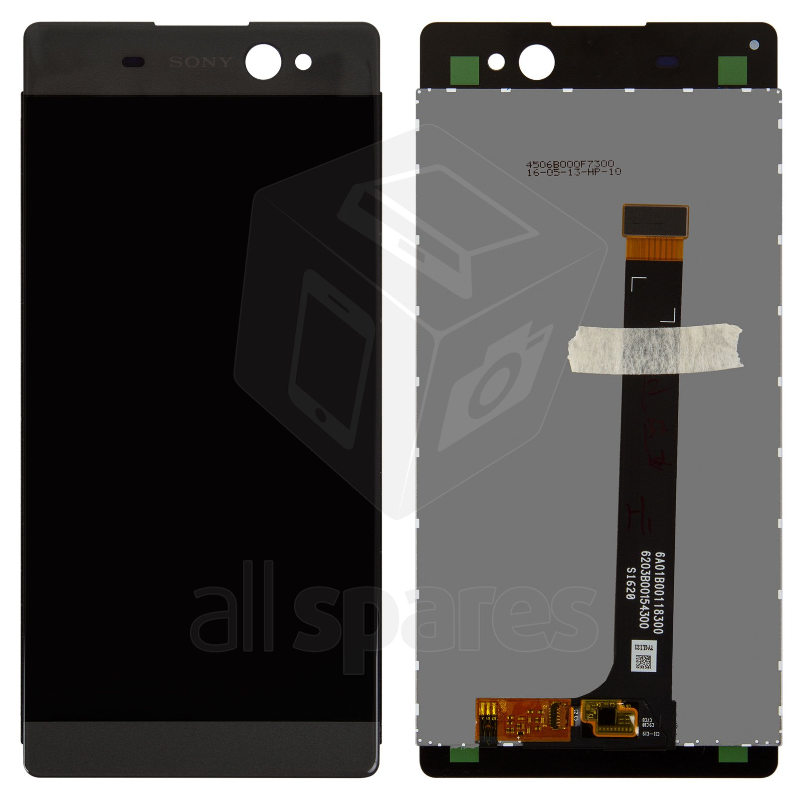 Lcd For Sony F3212 Xperia Xa Ultra Dual F3215 Touchscreen Ericsson F3216 Cell Phones Grey With High Copy