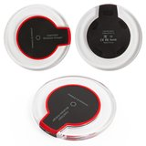 Wireless Charger Protech Fantasy, (output 1 A, Micro-USB input 5 V 2 A, black, type 1)