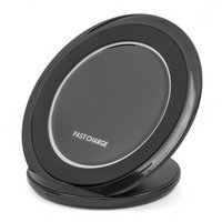 Wireless Charger EP-NG930, (Micro-USB input 5 V 2 A / 9 V 1.67 A), black)