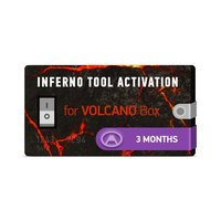Inferno Tool 3 Months Activation for Volcano Box.