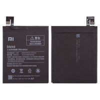 Battery BM46 Xiaomi Redmi Note 3, (Li-Polymer, 3 85 V, 4000 mAh)