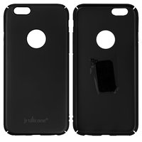 Plastic Case for Apple iPhone 6, iPhone 6S Cell Phones, (black)