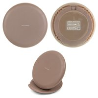 Wireless Charger EP-PG950, (USB input 5 V 2 A / 9 V 1.67 A type-C, brown)