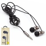 Headphone KingYou H-21, (vacuum, black, TRRS 3.5 mm)>