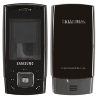 Housing for Samsung E900 Cell Phone, (High Copy, black)