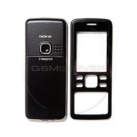 Housing for Nokia 6300 Cell Phone, (High Copy, black)