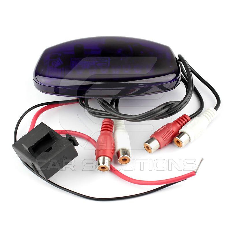 Автомобильный ИК-передатчик для наушников. Автомобильные решения Car Solutions