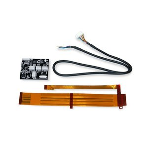 Flat cable board with PCB for Mercedes Benz W164US Sub Board
