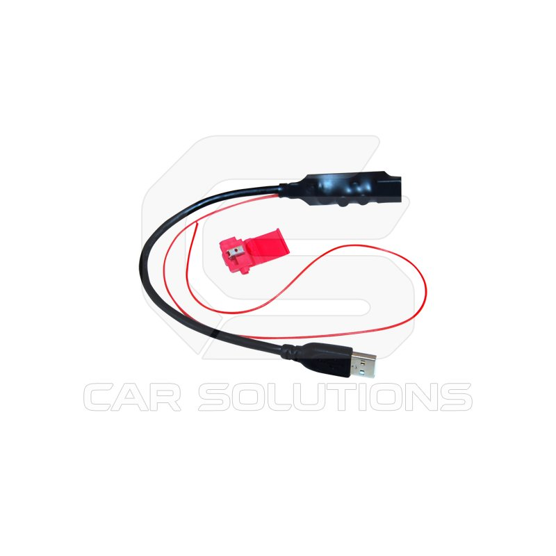 dension upb1000 usb power booster  car solutions