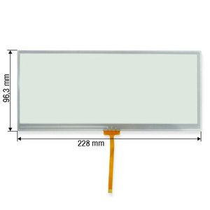 8.8″ Resistive Touch Screen Panel for BMW