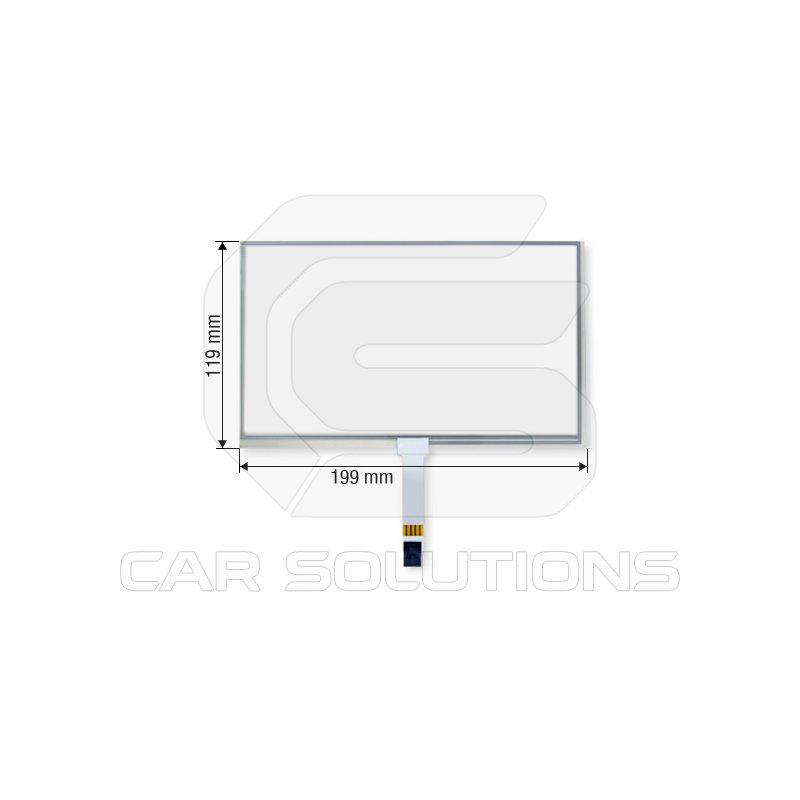 "Panel Táctil 8.5"" Para Acura/Infiniti/Honda. Car Solutions"