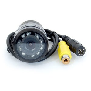 Universal Car Rear View Camera with Lighting (GT-S618CCD)