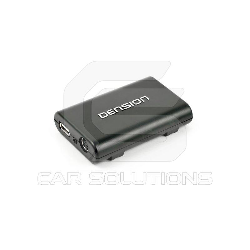 Adaptador de USB/iPod Dension Gateway 300 para Ford Sony (GW33FD2 ...