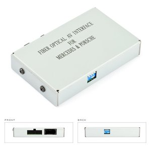 MOST Video Interface for Mercedes-Benz and Porsche (BOS-MI013)