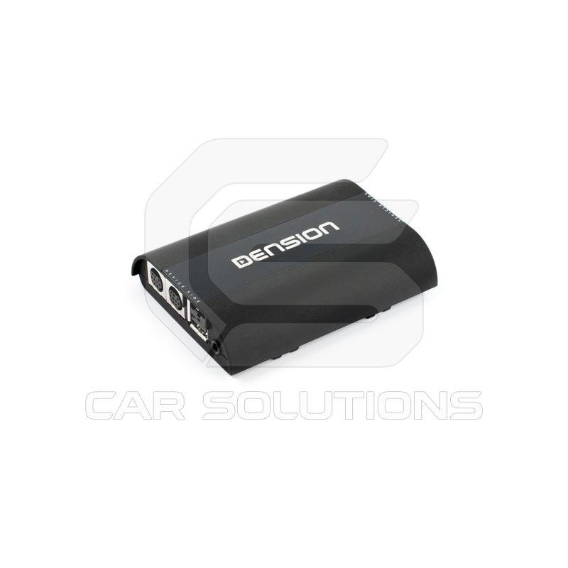 en car ipod iphone usb bluetooth adapter dension gateway five for volkswagen skoda gwfv