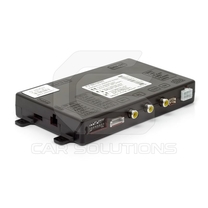 Video Interface For Mercedes Benz W212 W204 W221 C S