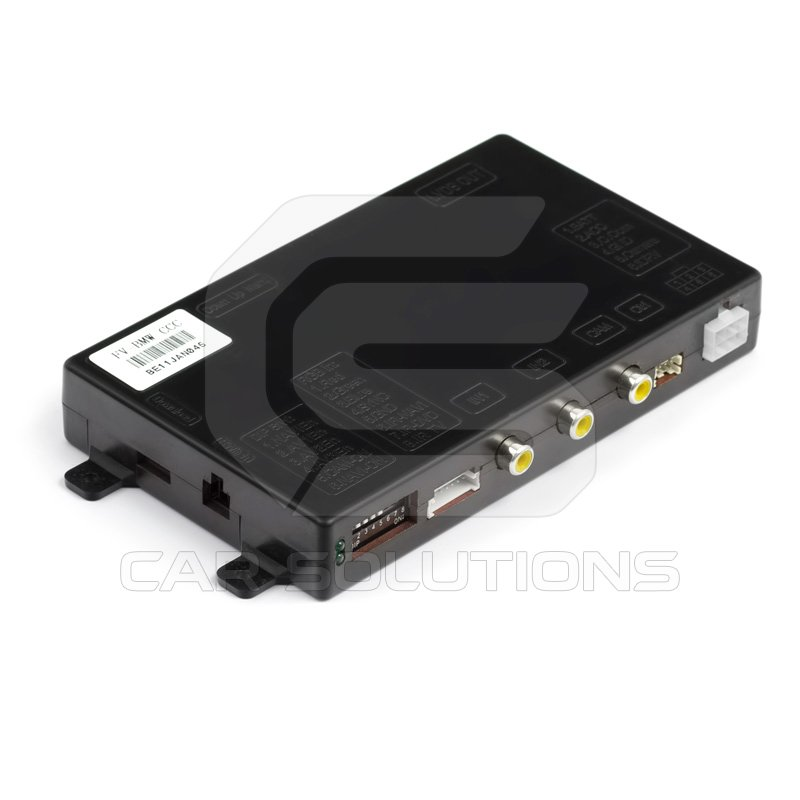 BMW CCC Video Interface. Video Interface For BMW 5, 3, 1