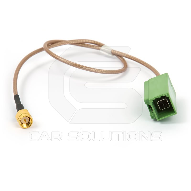 Adapter For Aftermarket Navigation Box Connection To Oem