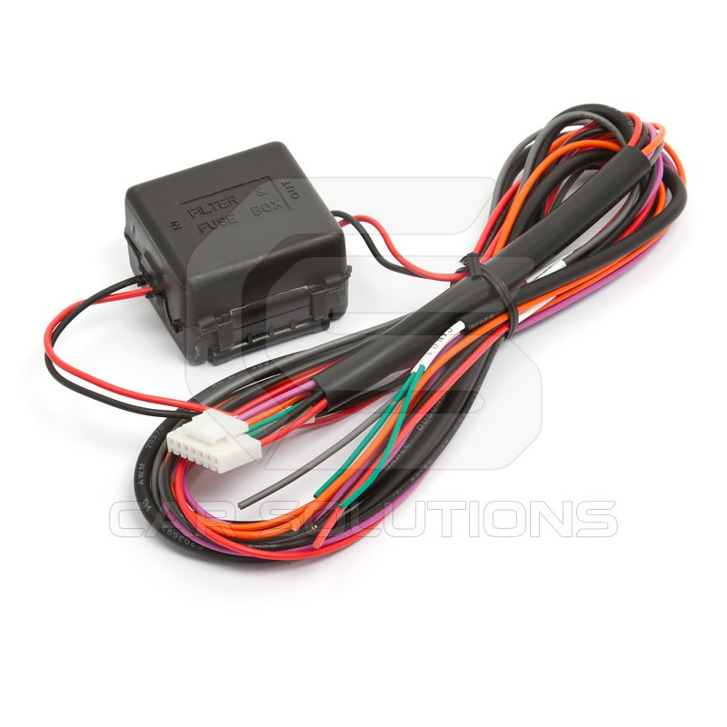 7-Pin QVI Power Cable for Car Video Interfaces. Car Solutions Online ...