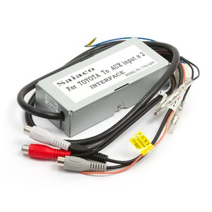 Car AUX Adapter for Toyota