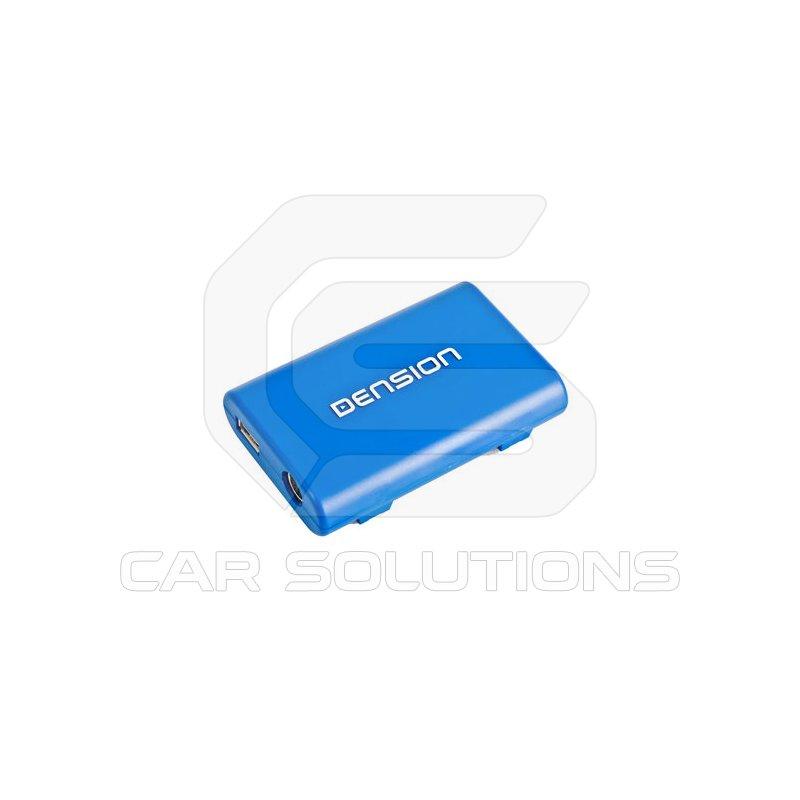 Dension gateway Lite BT Dock cable iPod iPhone USB Bluetooth interface para bmw 4