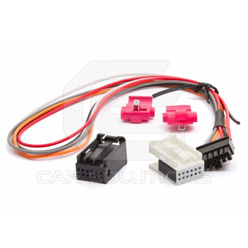 Quadlock Cable For Dension Ice Gt Link Lite Ilc1qad Car