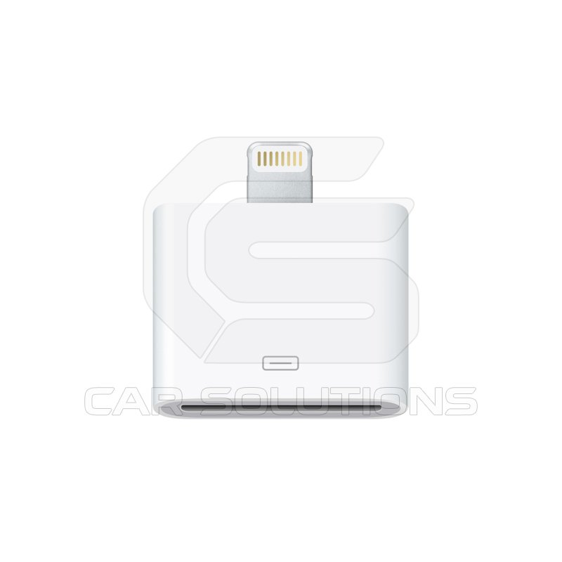 30 pin to lightning adapter for ipod iphone ipad. Black Bedroom Furniture Sets. Home Design Ideas