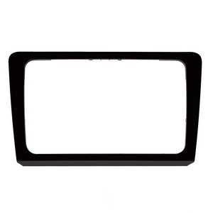 Radio Trim Plate for VW Bora 2013-14 MY for RCD510, RNS510, RCD310, RNS310, RNS315 (black)