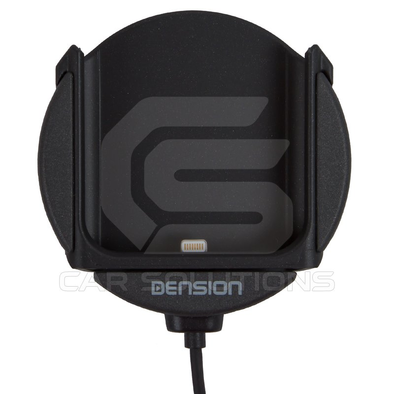 iphone 5 cradle for dension gateway 500s pro bt adapters. Black Bedroom Furniture Sets. Home Design Ideas