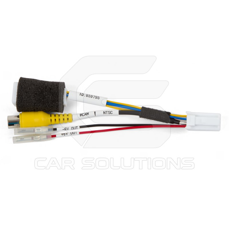 Car Camera Connection Cable to Toyota Aygo Citroen C1 Peugeot 108 X