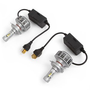 Car LED Headlamp Kit UP-6HL (H4, 3000 lm, CAN-bus compatible)