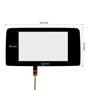 Capacitive Touch Panel for Mercedes-Benz CLS 2016