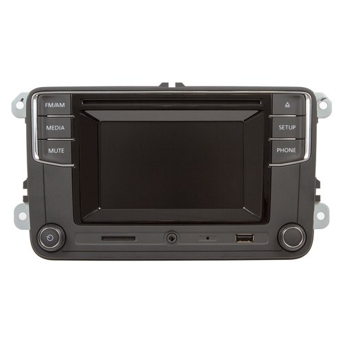Volkswagen RCD330G Head Unit