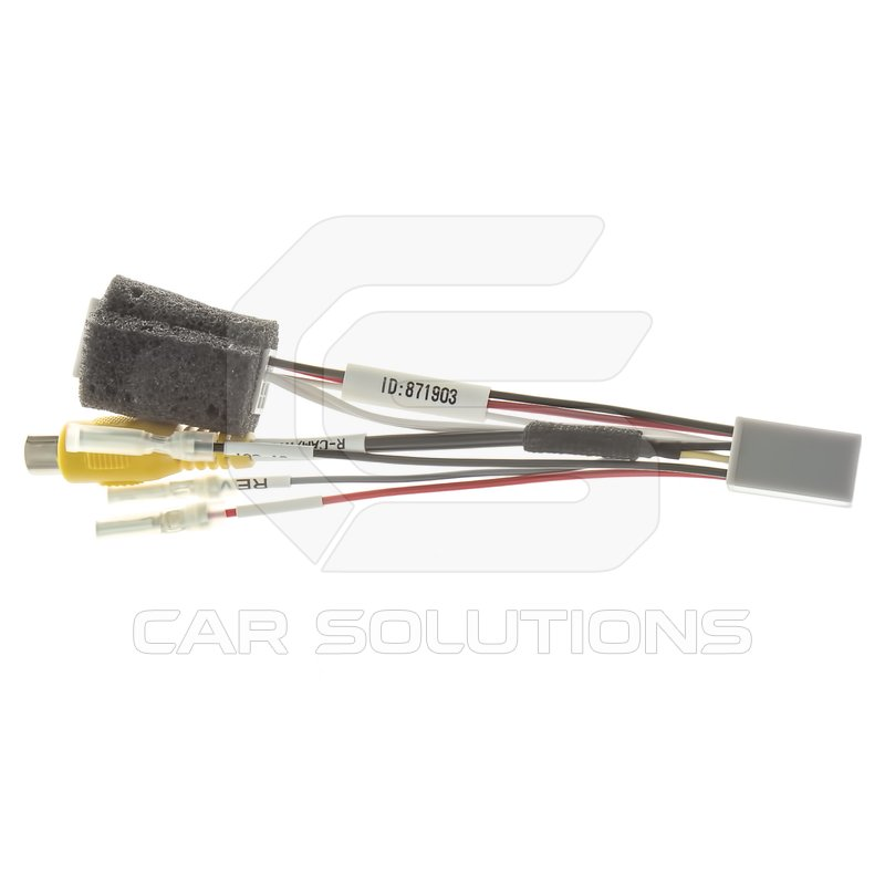 Car Camera Connection Cable for Mitsubishi/Fiat Cars of 2013-2018 MY