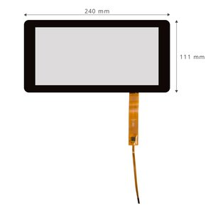 Capacitive Touch Panel for Audi A4