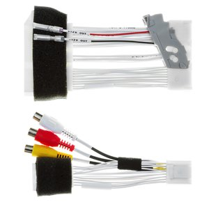 Video Cable for Toyota Land Cruiser with GEN7/GEN9 Media-Navigation System