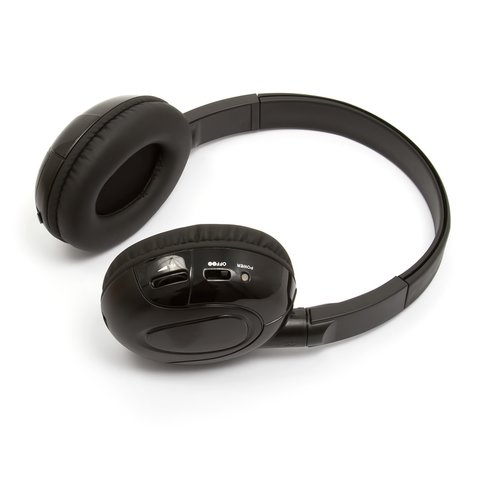 Car Wireless Dual Channel IR Headphones WL 2004