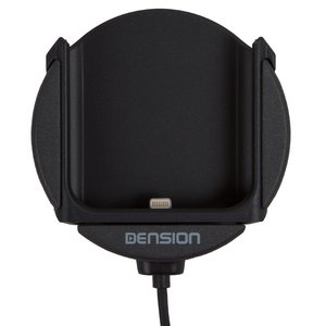 Sujetador para iPhone para adaptadores Dension Gateway 500S Pro BT IP5LCRP