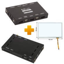 Navigation and Multimedia Kit for Audi MMI 3G Based on CS9500H - Short description