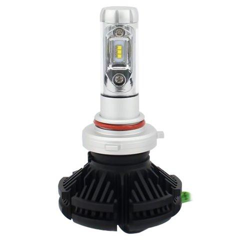 Juego de luces LED principales para coche UP X3HL 9005W(HB3  6000 lm