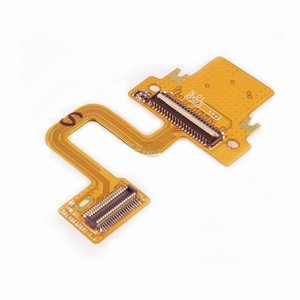 Flat Cable for LG C1300 Cell Phone, (for mainboard, with components)