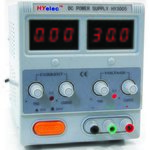 Power Supply with LED Indicators HYelec HY3005