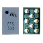 SIM-card Control Ic EMIF02-USB01 8pin for Sony Ericsson D750, K750, W300, W800, Z520, Z530 Cell Phones