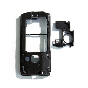Housing Middle Part for Nokia N72 Cell Phone, (without components)