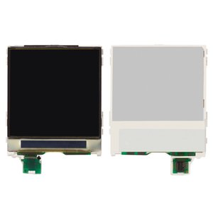 LCD for Nokia 2600, 2650, 2652, 3200, 5140, 6220, 6225 cdma Cell Phones