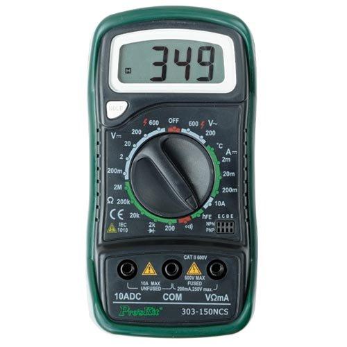 Свежая публикация: Как мультиметром измерить температуру (2013) .
