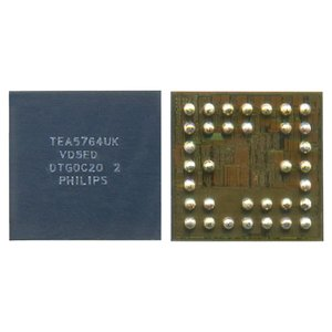 Radio Control IC TEA5764UK 34pin for Sony Ericsson D750, K750, K790, K800, K810, P990, W550, W600 Cell Phones