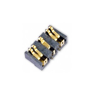 Battery Connector for Sony Ericsson J300, K300, K500, K700, K750, M600, P990, T230, W300, W700, W800, W810, Z520, Z530, Z550 Cell Phones