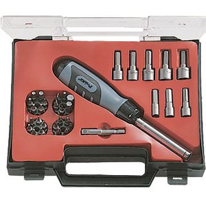 Ratchet Screwdriver Pro'sKit 8PK-SD012B with 33 Bits